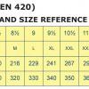 10-2101 welding glove