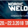 Exhibition: Nordic Welding Expo 2018