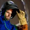Flame retardant welding helmet hoods