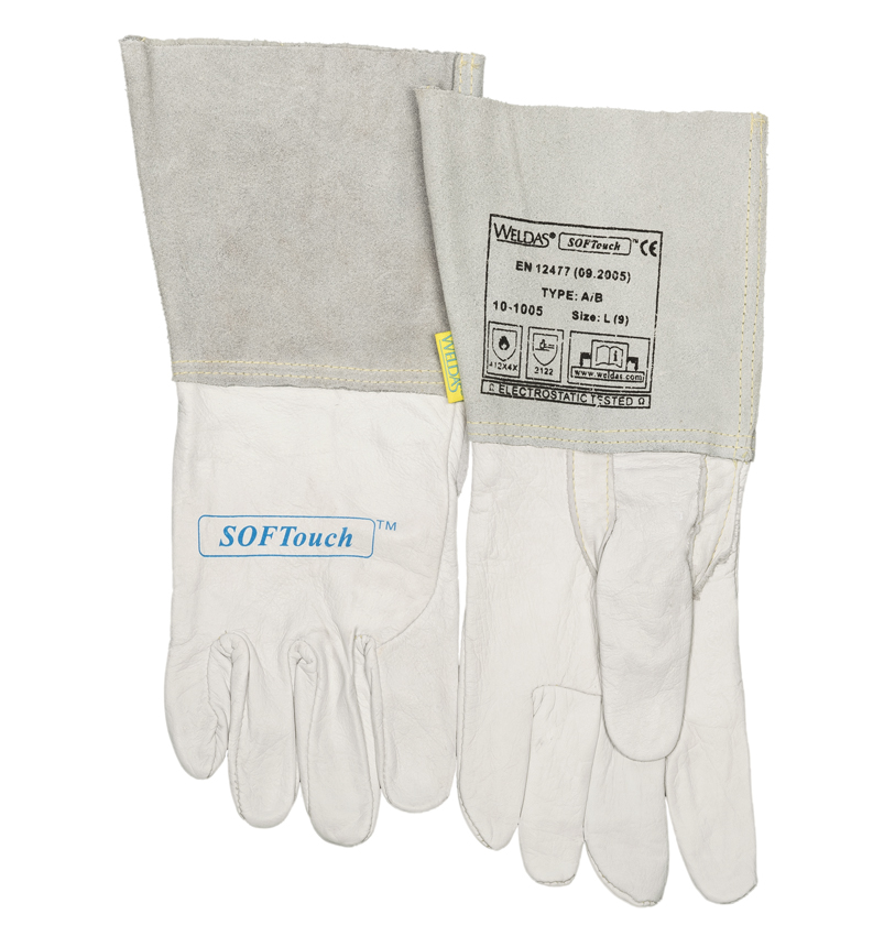 10-1005 SOFTouch Welding glove front