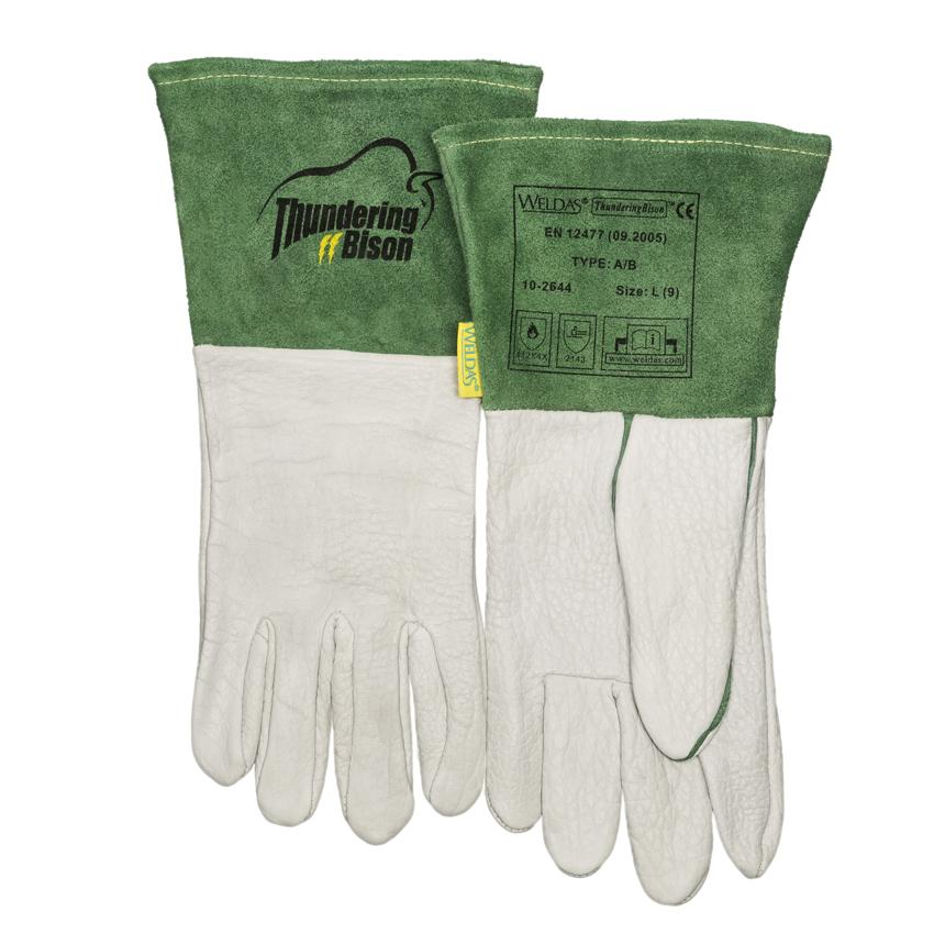 10-2644 ThunderingBison varilna rokavica fronta