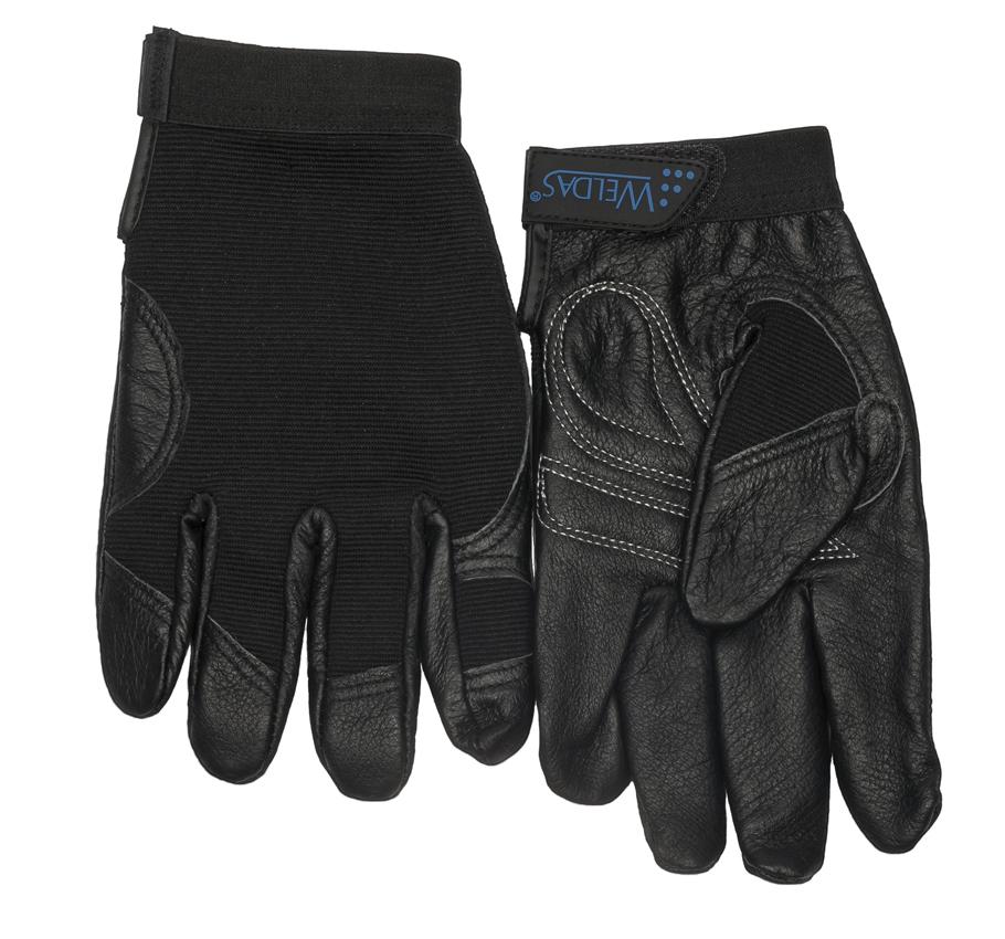10-2660 Mechanics work glove front