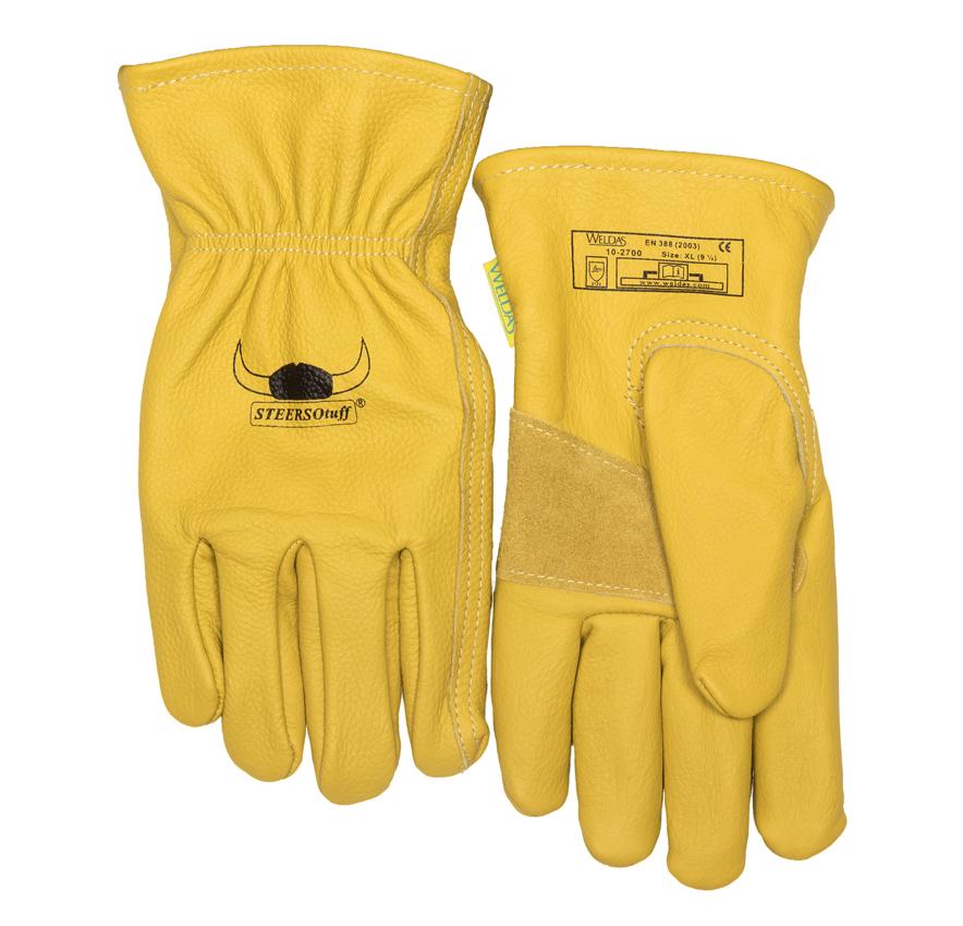 10-2700 STEERSOtuff Driver model glove front