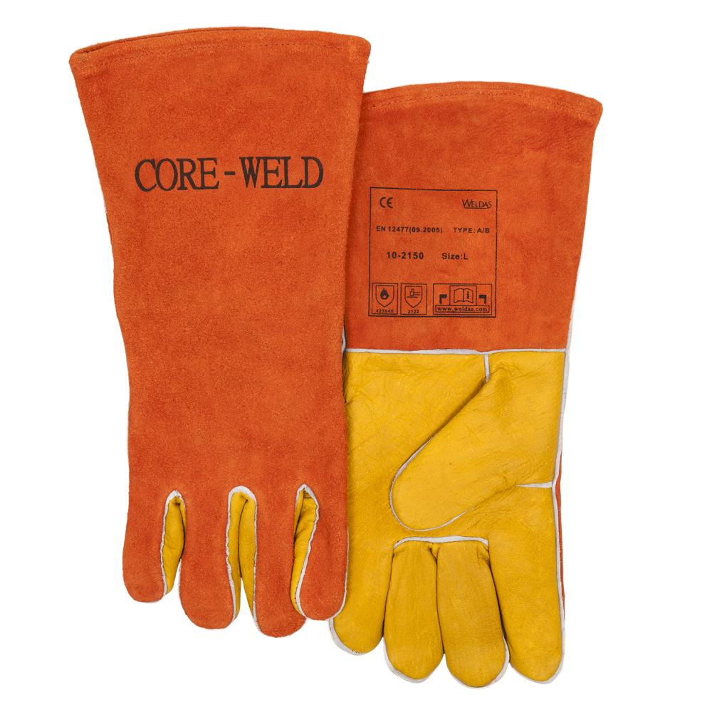 10-2150 Welding glove front