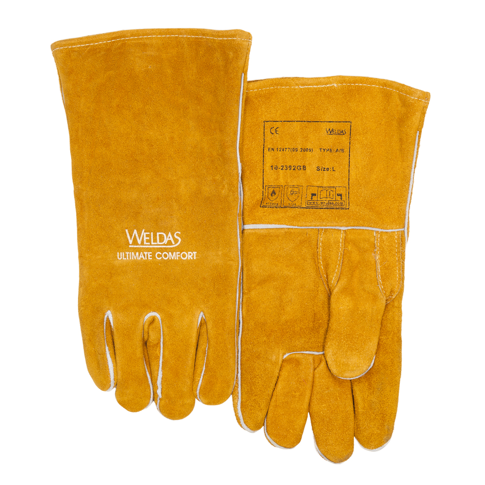 10-2392GB Welding glove front