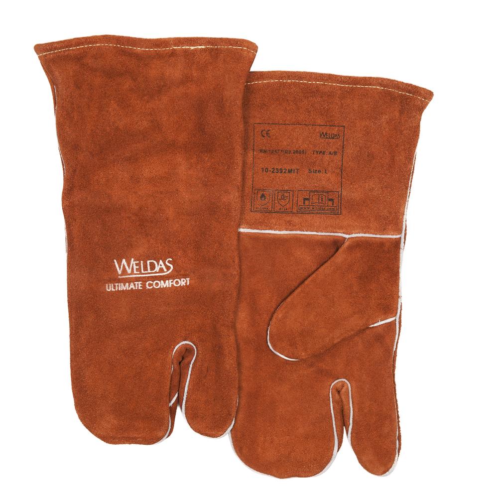 10-2392-MIT Welding glove (MIT) front