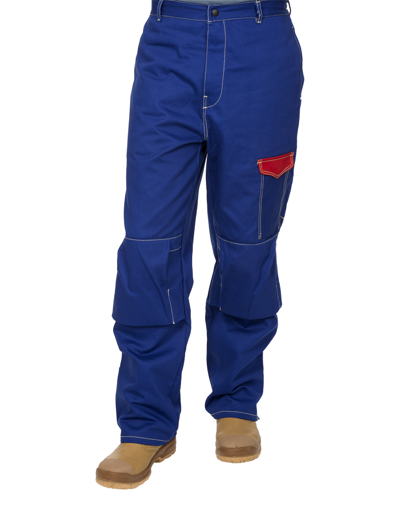 33-2600 Fire Fox welding pants front