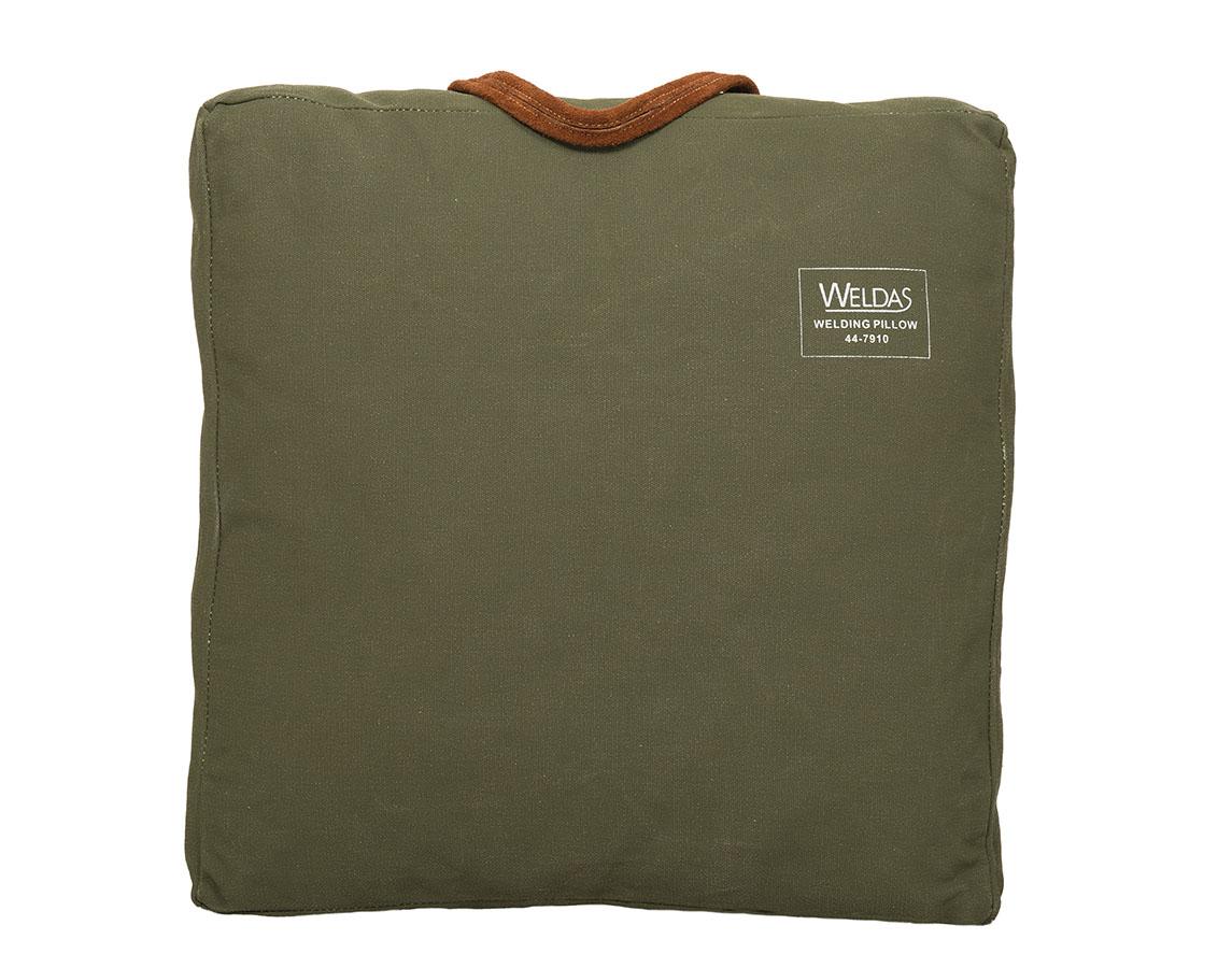 44-7910 welding pillow front