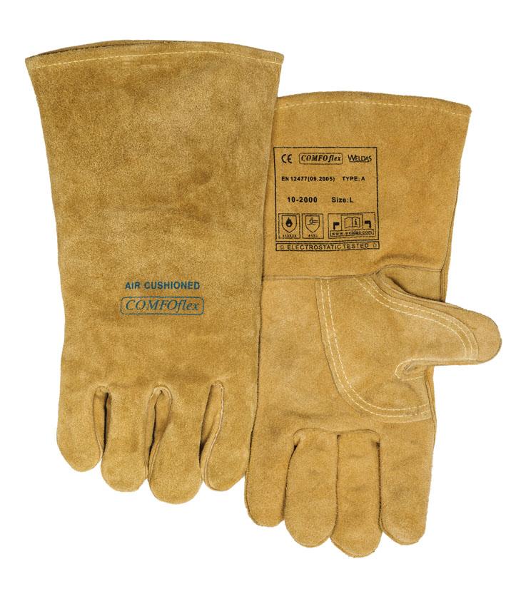 10-2000 COMFOflex welding glove front