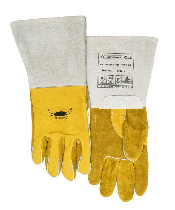 10-2750 STEERSOtuff welding glove front