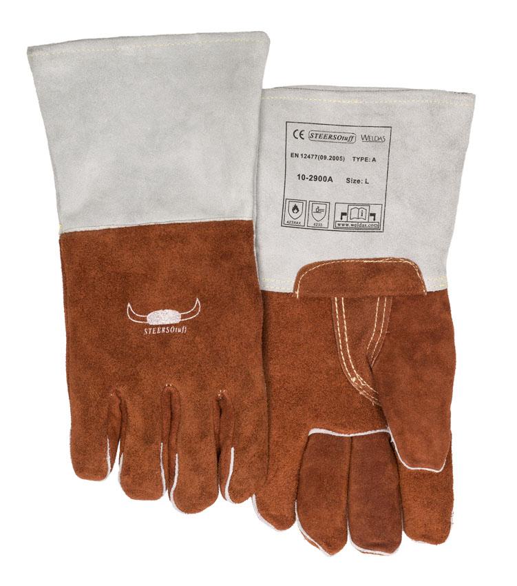 10-2900 STEERSOtuff welding glove front