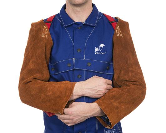 44-7023 STEERSOtuff welding sleeves (pair) front