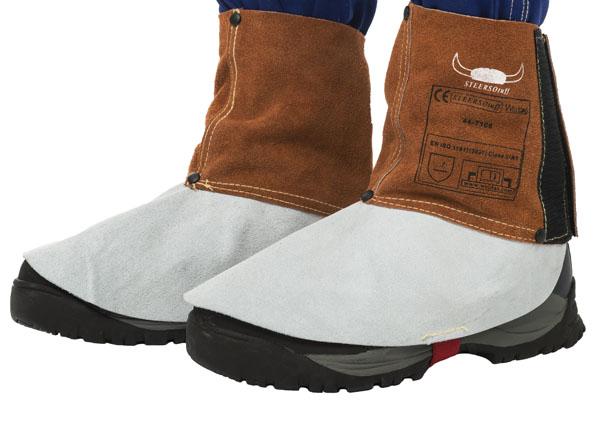 44-7106 STEERSOtuff welding spats (pair) front