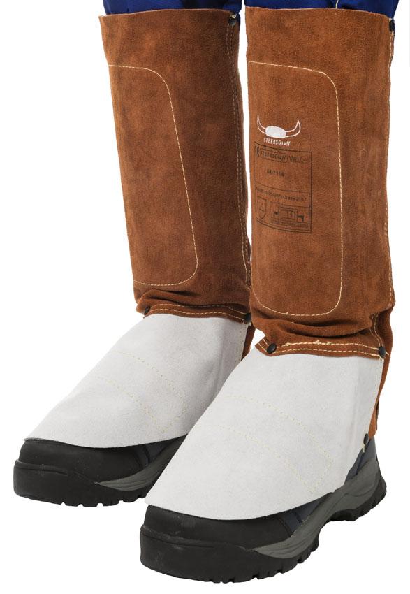 44-7114 STEERSOtuff welding spats (pair) front