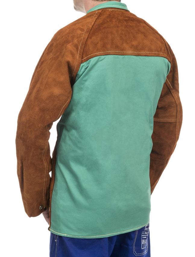 44-7300/P STEERSOtuff welding jacket back