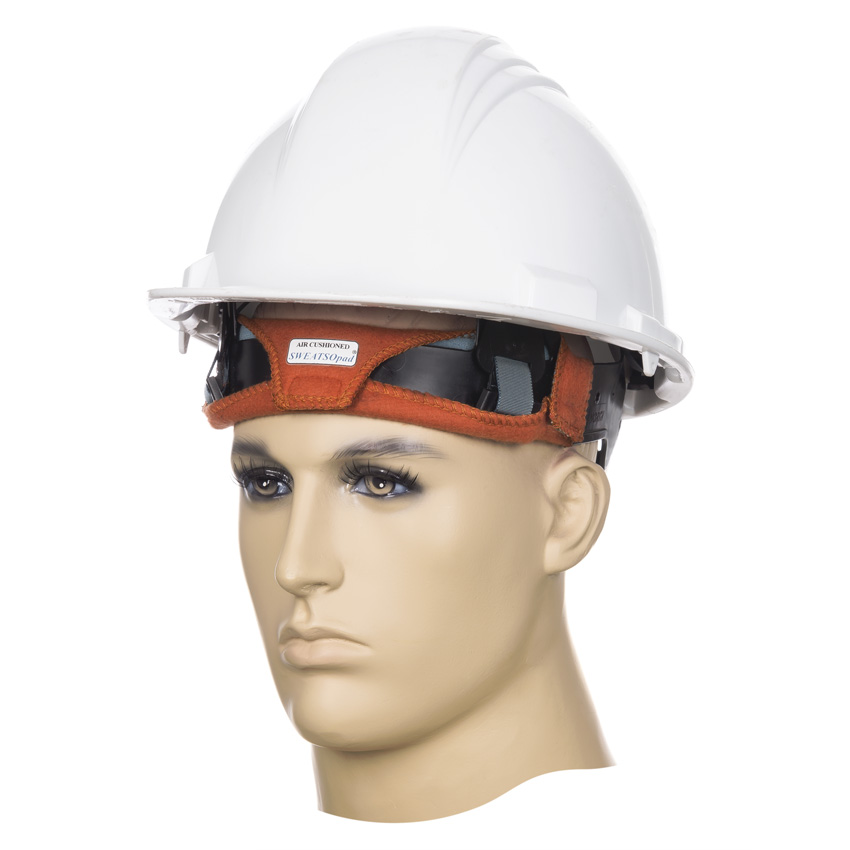 2Pcs Weldas Hard Hat Helmet FR Sweatsopad Air Cushioned 20-3200V Sweatband