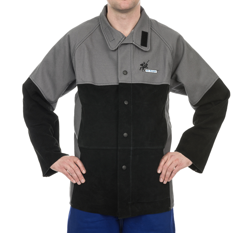 38-4350 Arc Knight welding jacket front