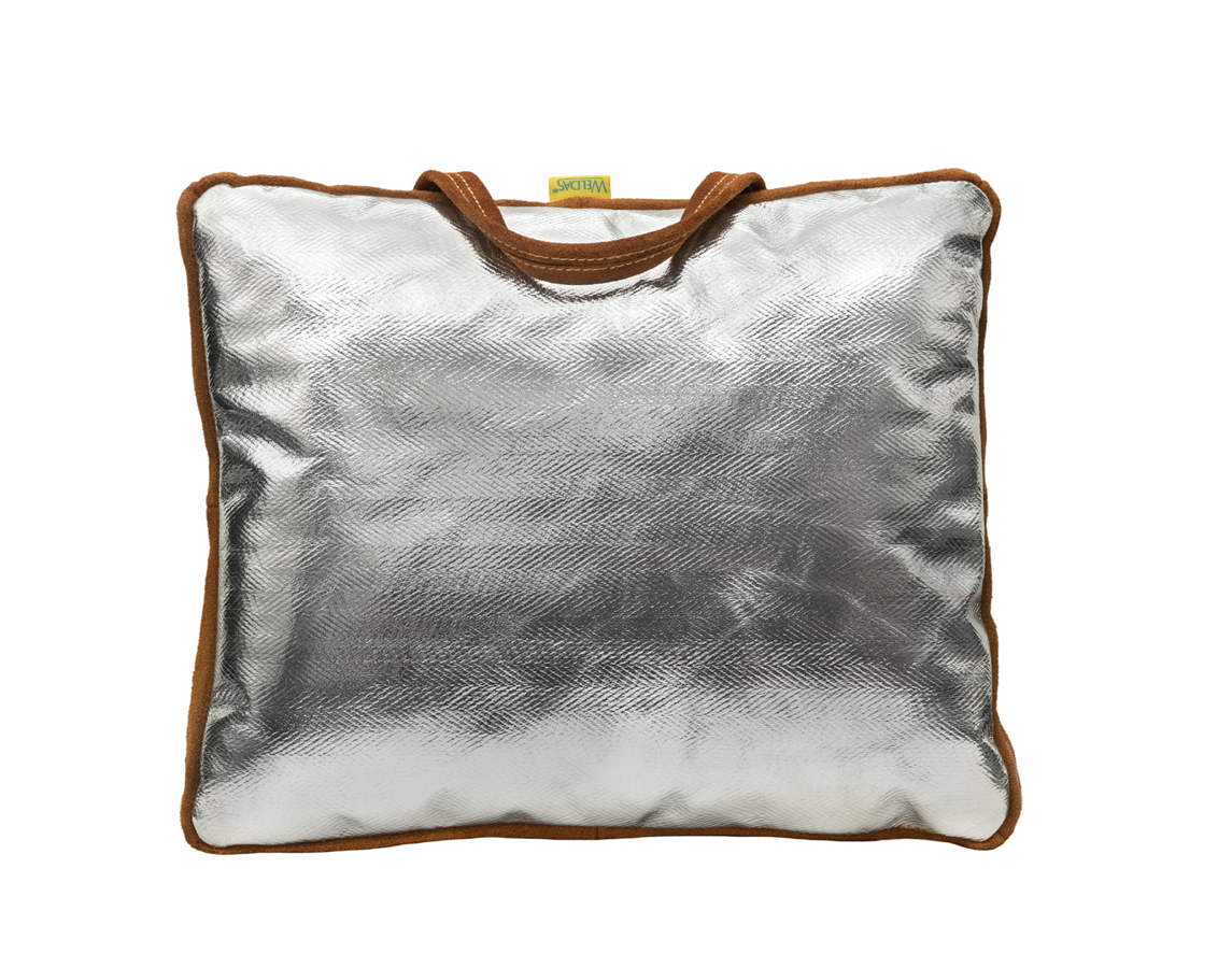 44-7905 Lava Brown Welding pillow Back