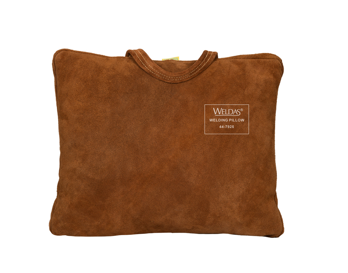 44-7925 Lava Brown Welding pillow front