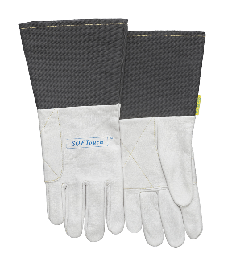 10-1004 SOFTouch Welding glove front